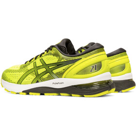 asics Gel-Nimbus 21 Zapatillas Hombre, safety yellow/black